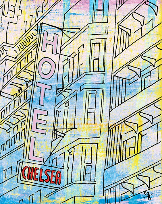 Image of Chelsea Hotel