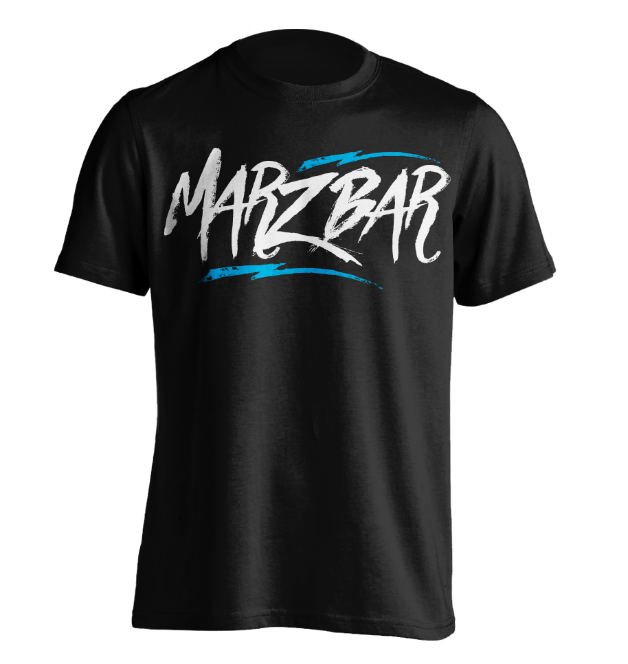 Image of MarzBar Lightning Black & Blue