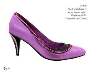 Image of THOE Mauve - Purple