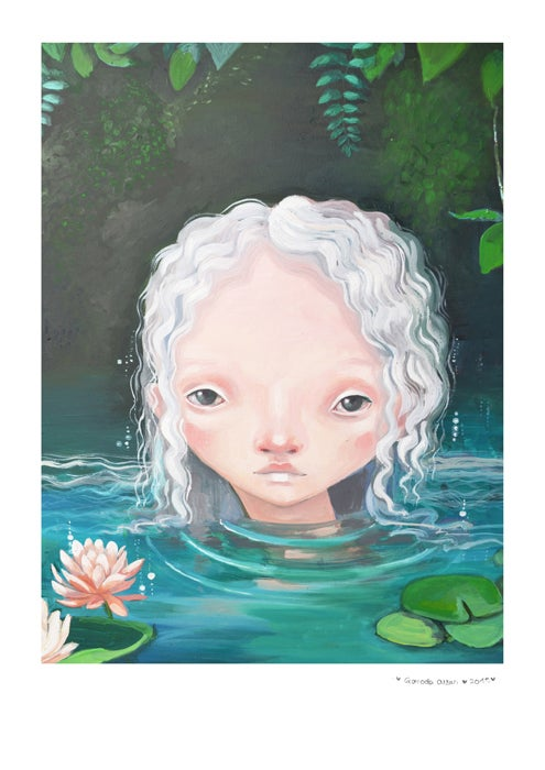 Image of Watergirl