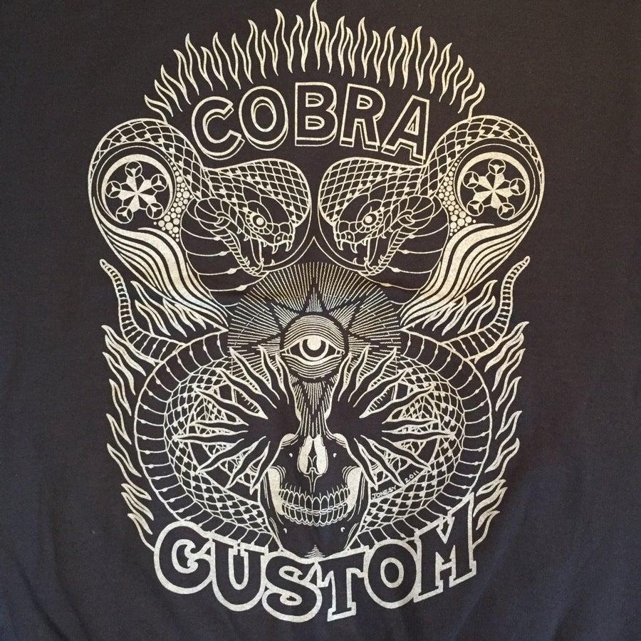 Image of Grey Jones T-shirt