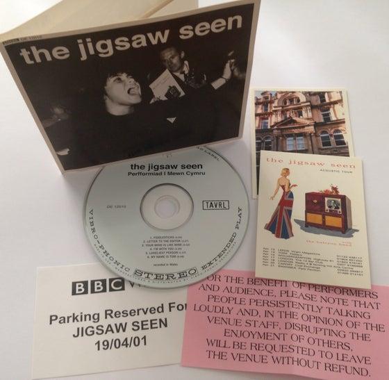 """Image of """"Perfformiad I Mewn Cymru"""" CD"""