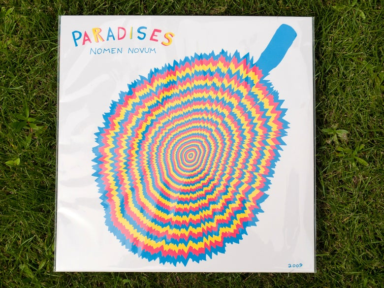 "Image of ""Paradises"" LP"