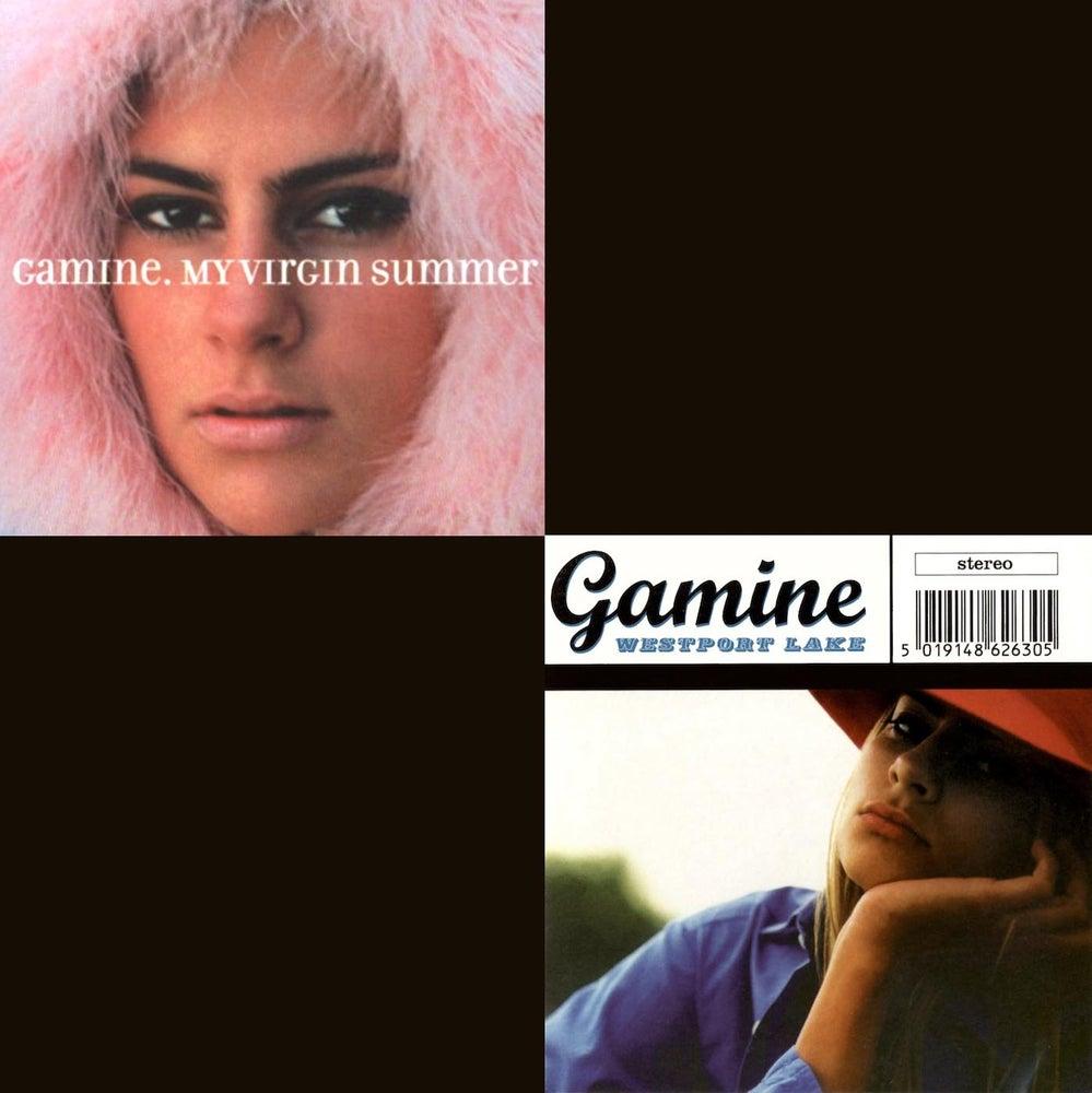 Image of Westport Lake / My Virgin Summer CD singles