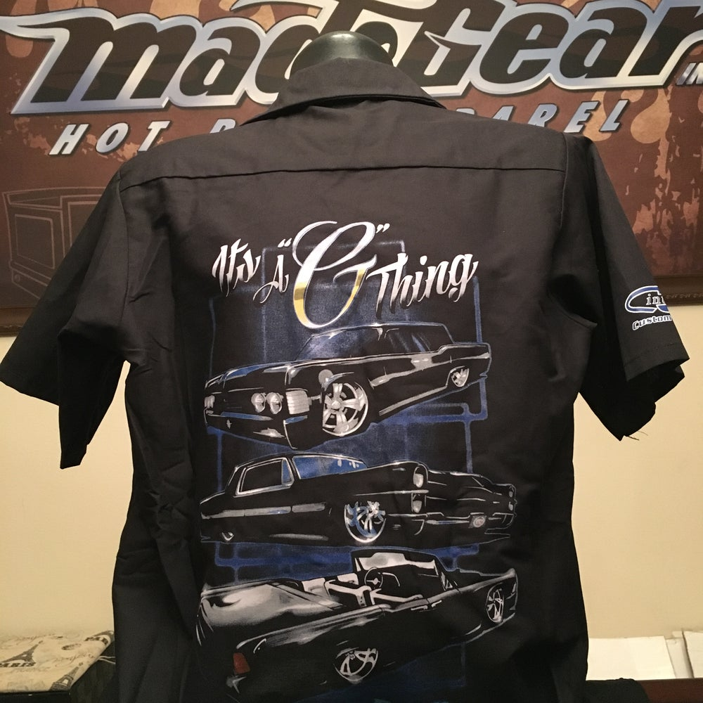 Image of Work Shirts - G Thing