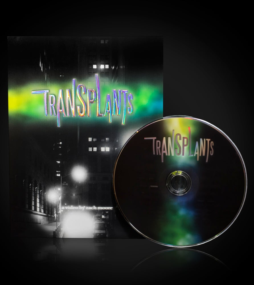Image of Transplants Limited Edition DVD
