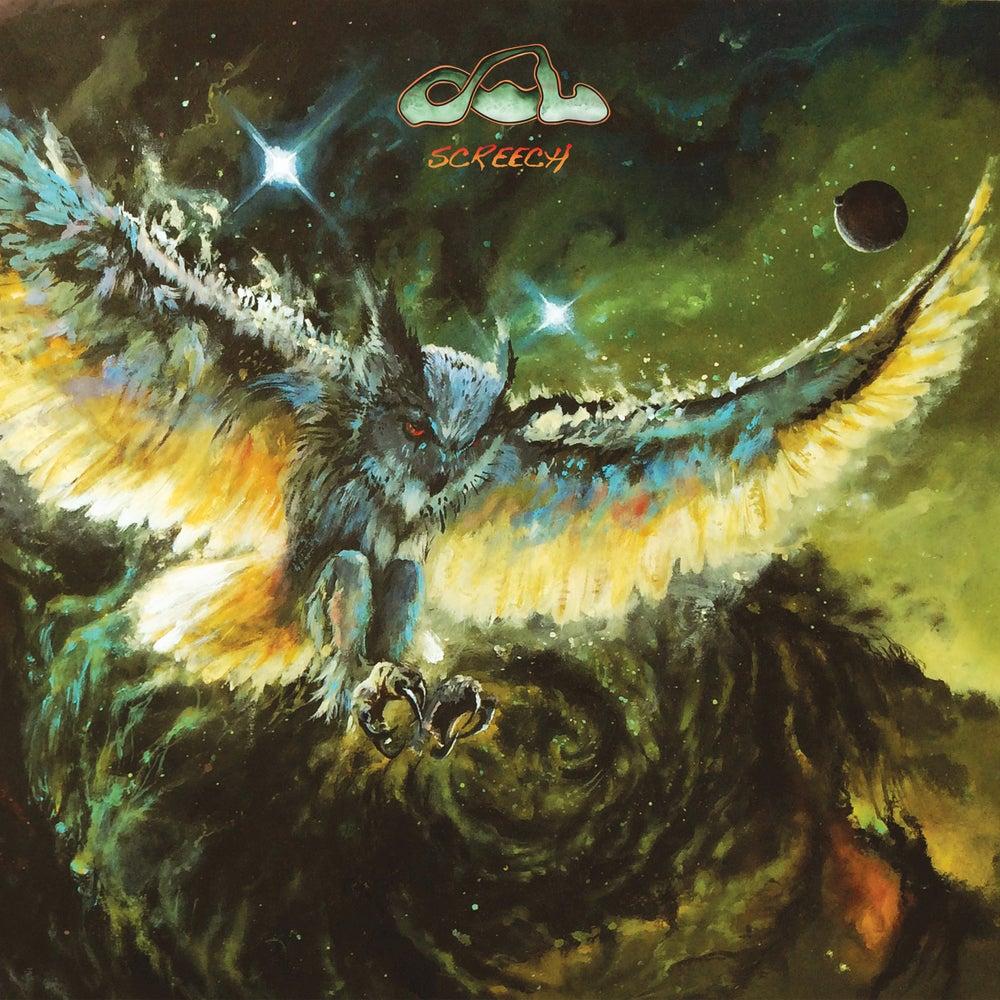 Image of OVVL - 'Screech' LP