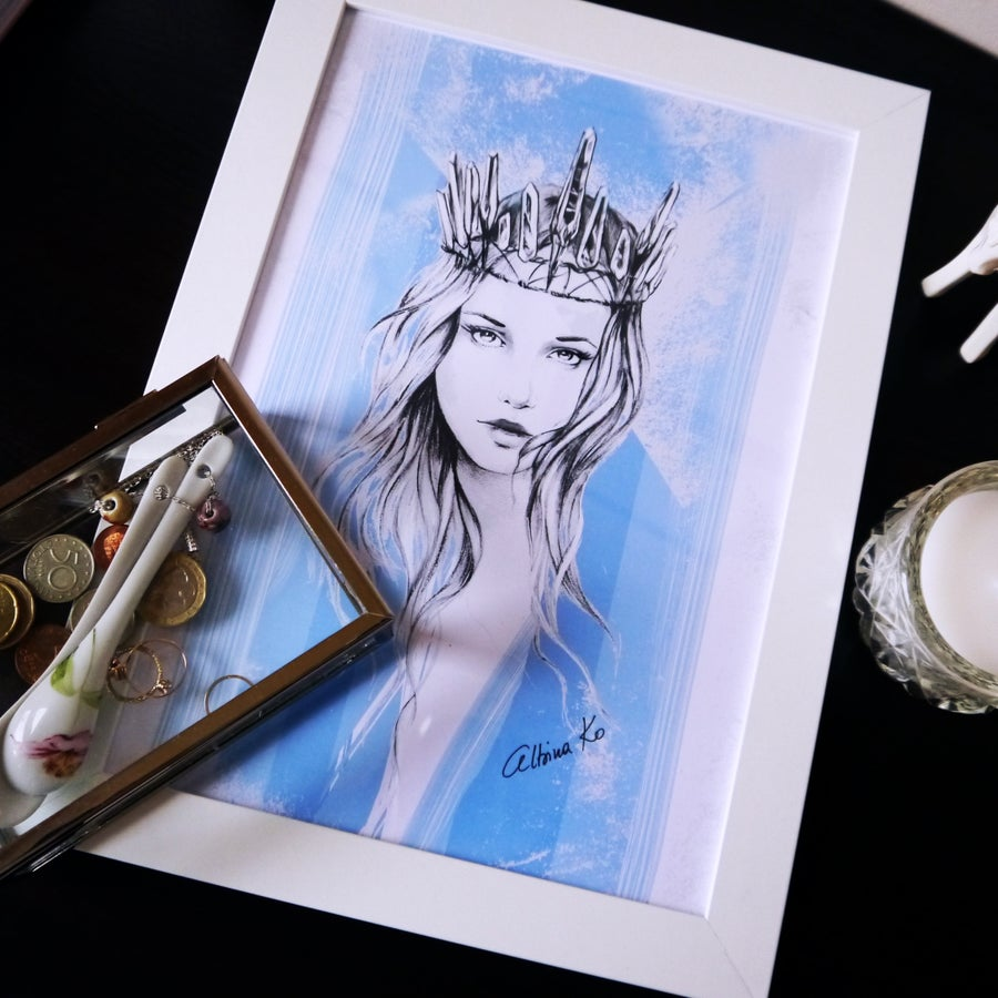 Image of ICE QUEEN - DAY