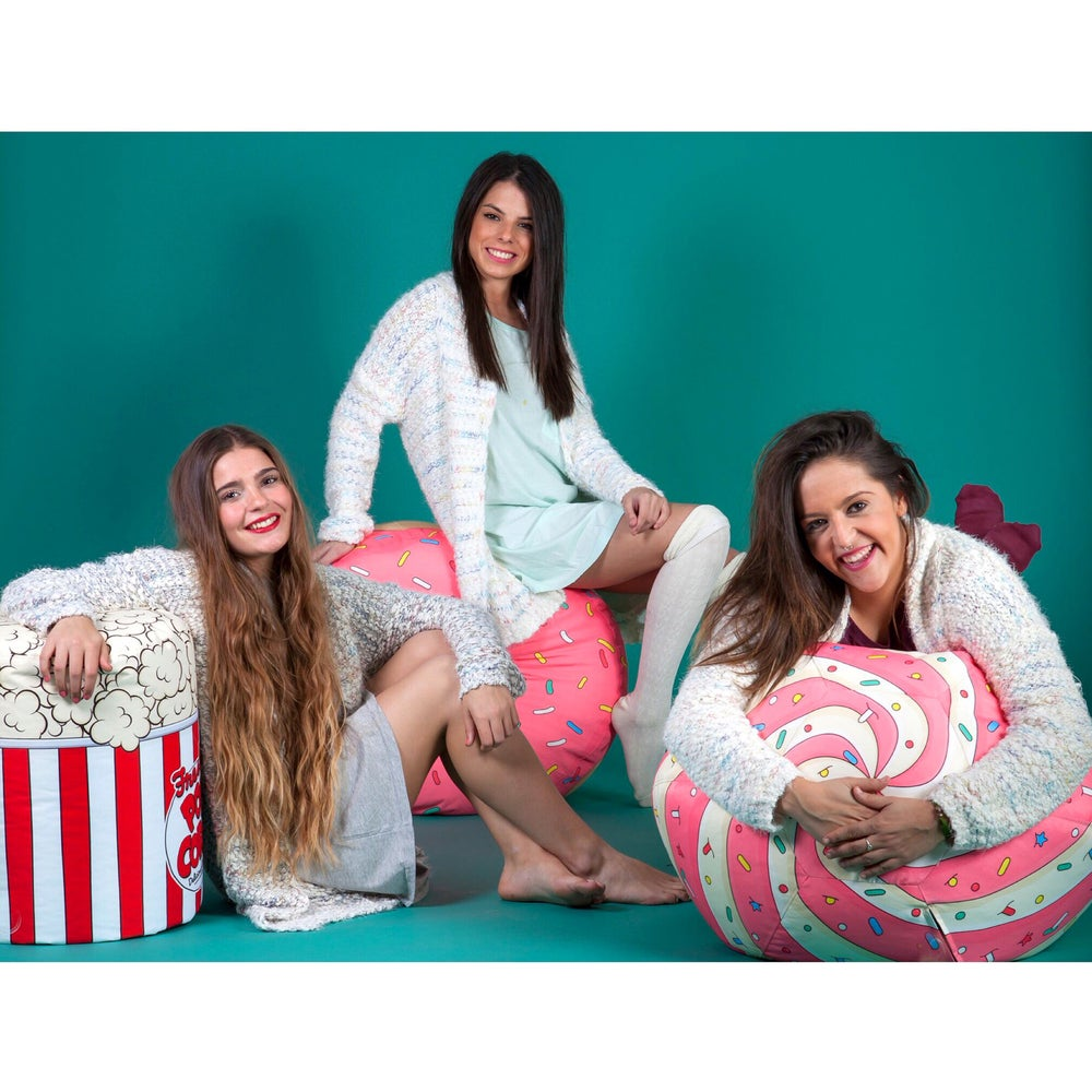 "Image of Chaqueta Larga ""Cotton Candy"" (3Colores)"