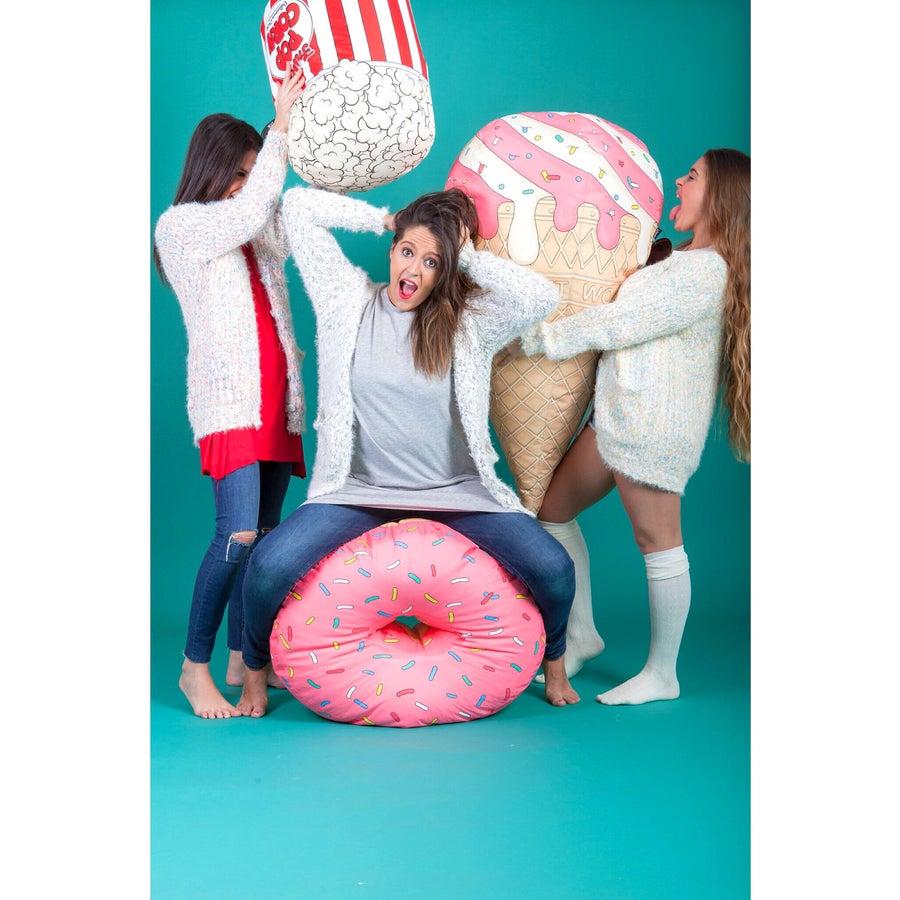 "Image of Chaqueta Botones ""Cotton Candy"" (3Colores)"