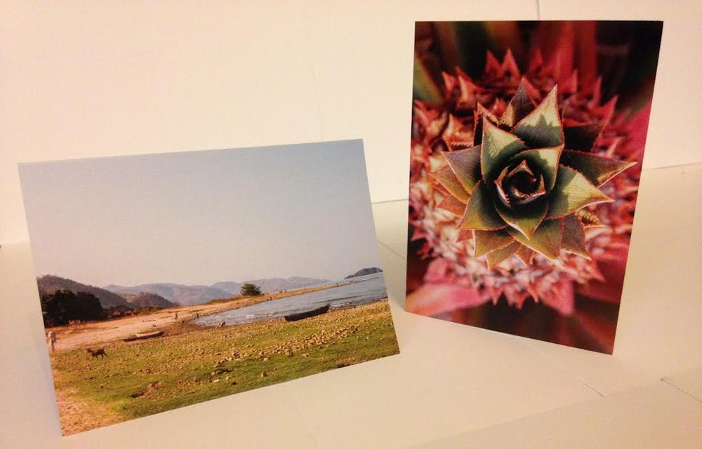 Image of Pack of 5 Greetings Cards
