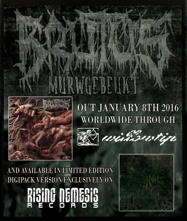 Image of BRUTUS - Murwgebeukt CD [Digipack]