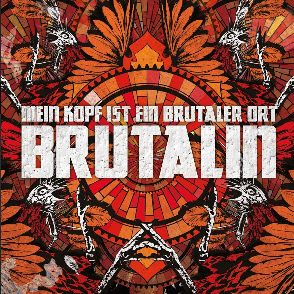 "Image of ""Brutalin"" - CD (2015/JewelCase)"