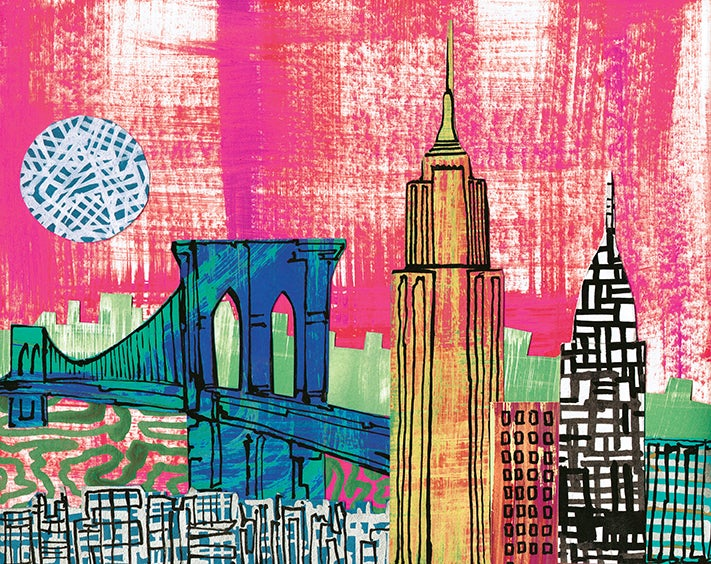 Image of NYC Collage Two