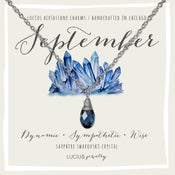 Image of LUCIUS Birthstone Charms - September