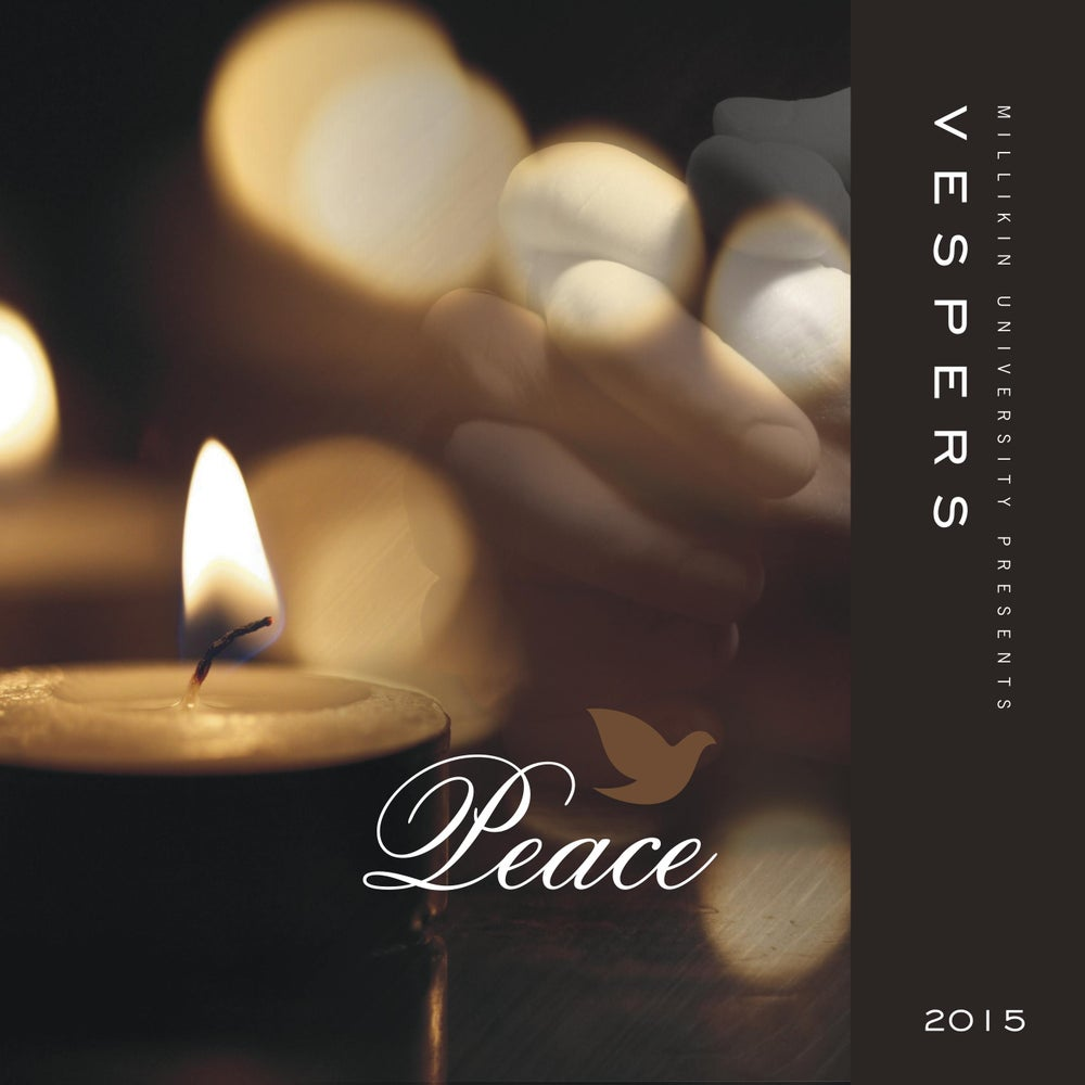 Image of Vespers 2015 - Peace