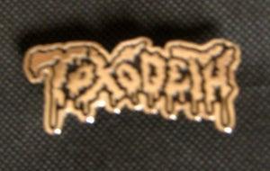 Image of TOXODETH - metal pin