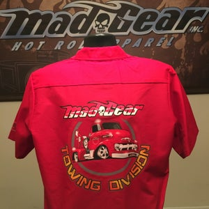 Image of Work Shirts - Towing Division
