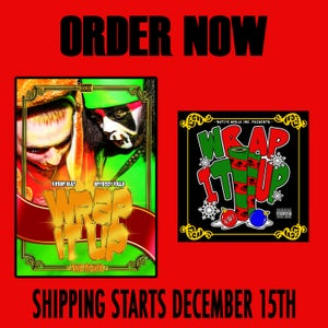 Image of Wrap it Up DVD & CD Pack