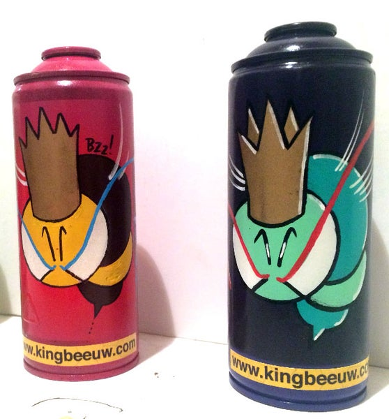 Image of Custom Cans