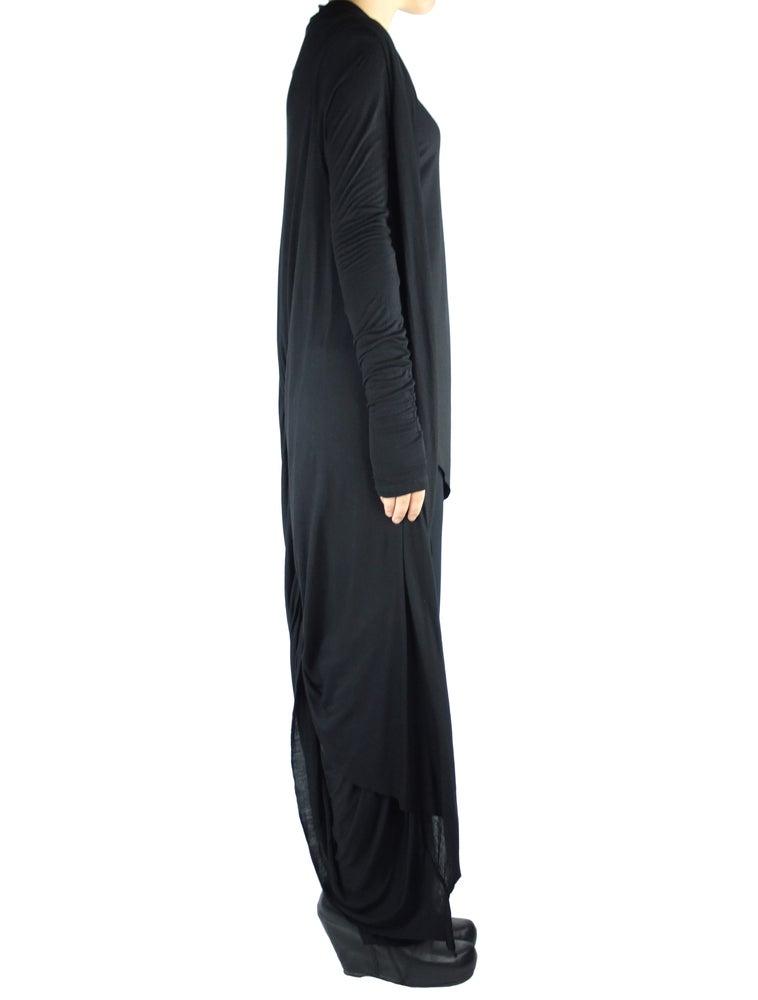 Image of Layered Drape Cardigan