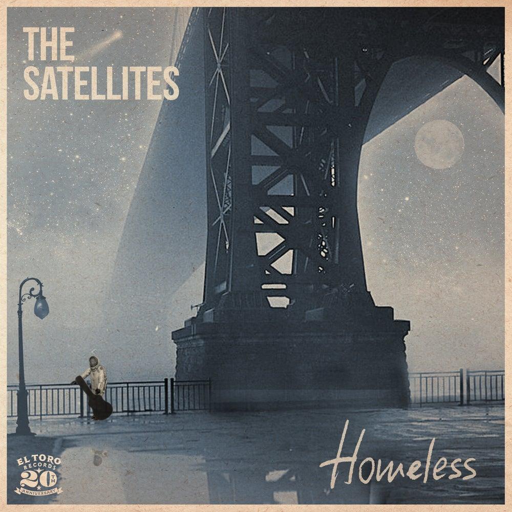 Image of Homeless - New EP (Vinyl)