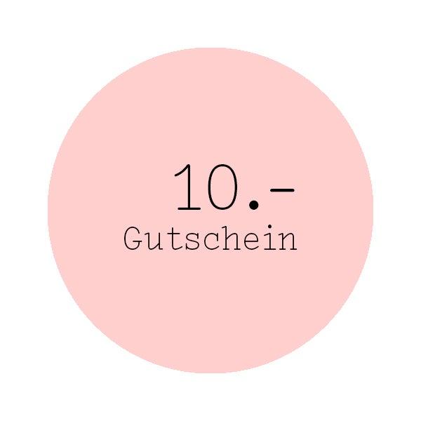 Image of 10€ Gutschein