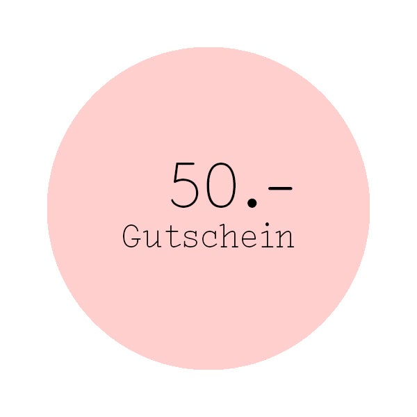 Image of 50€ Gutschein