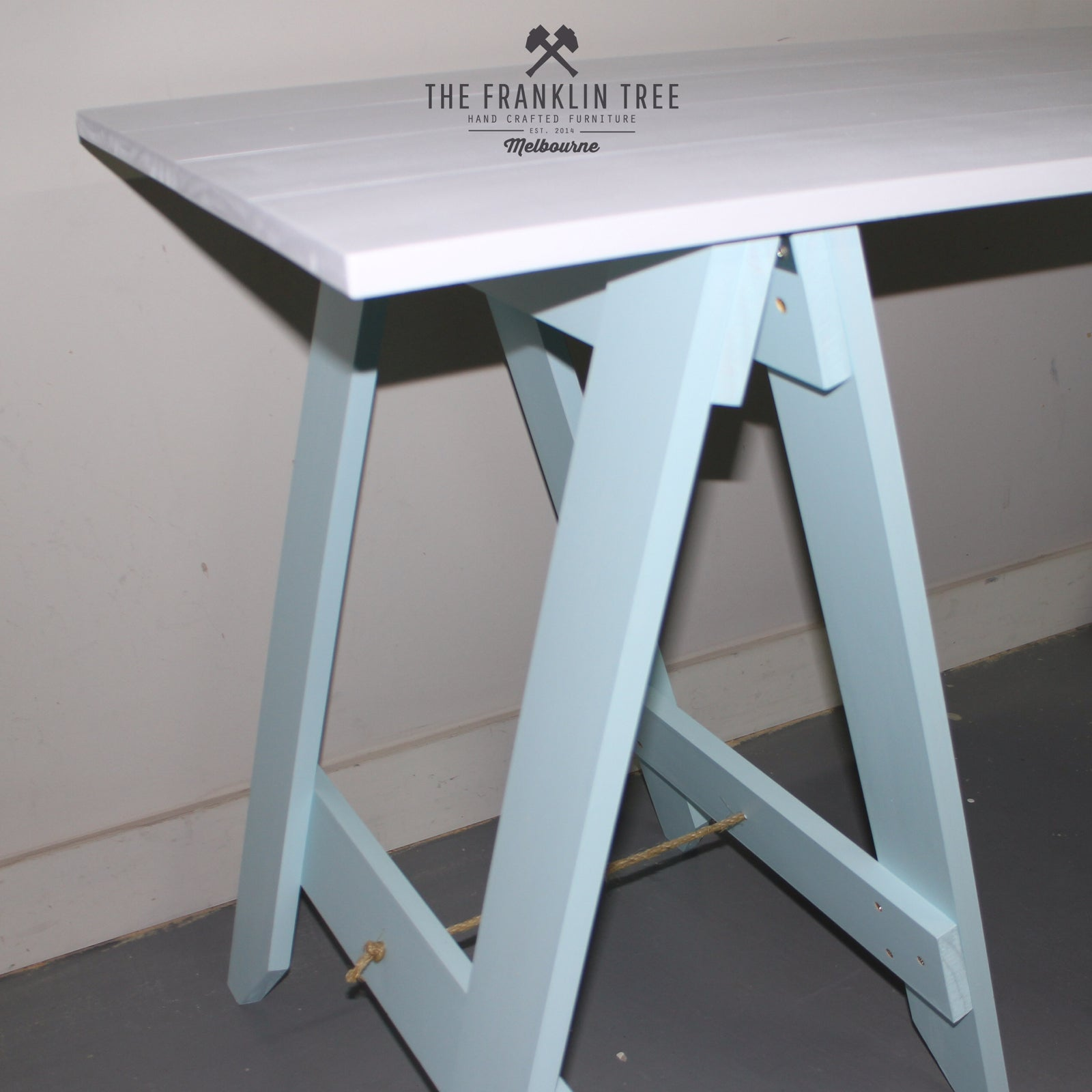 Thefranklintree — Magnolia Trestle Table