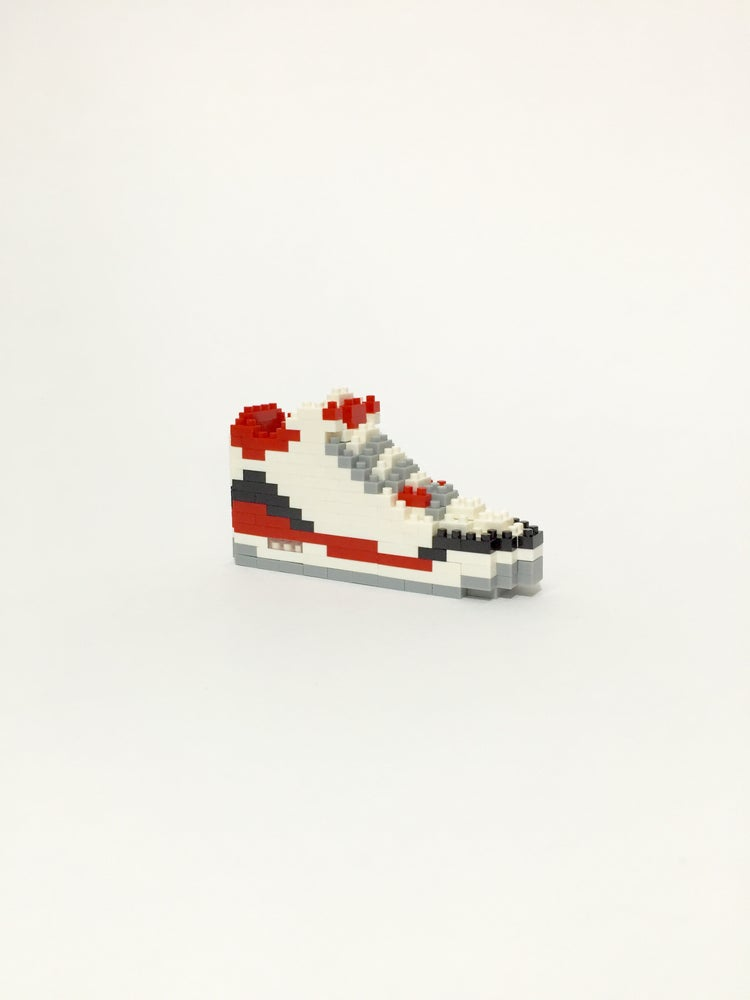 Image of Air Jumpman IIV White/Red