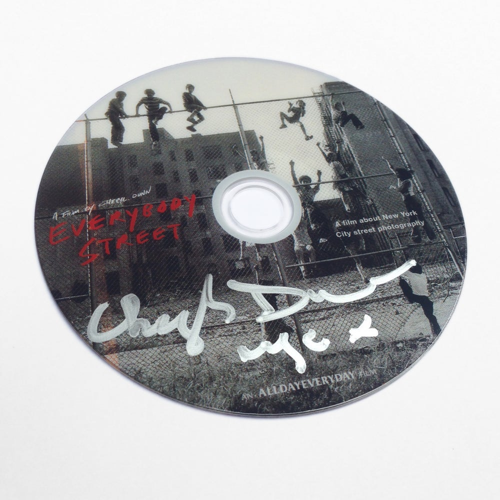 Image of Signed DVD