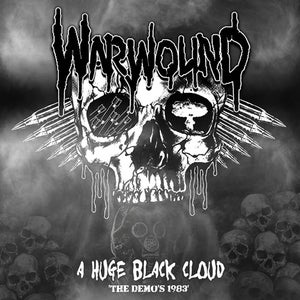 "Image of WARWOUND - ""A Huge Black Cloud"" Demos 1983"