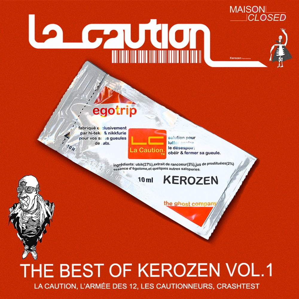 Image of The Best of Kerozen Vol.1