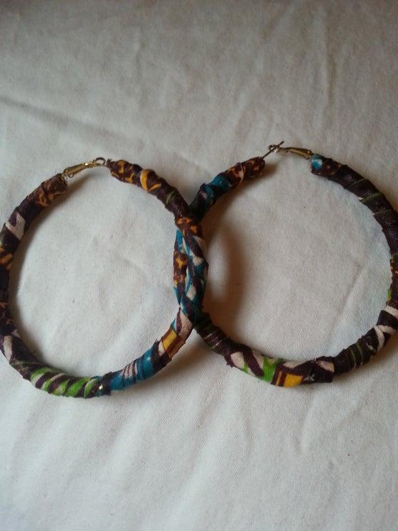 Image of Zulu hoops