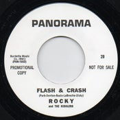 "Image of 7"" Rocky & The Riddlers : Flash and Crash / Batman.  BFTG classic."