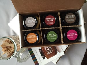 Image of 6 Jar Preserves Sampler