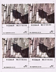Image of 36 Norman Westberg