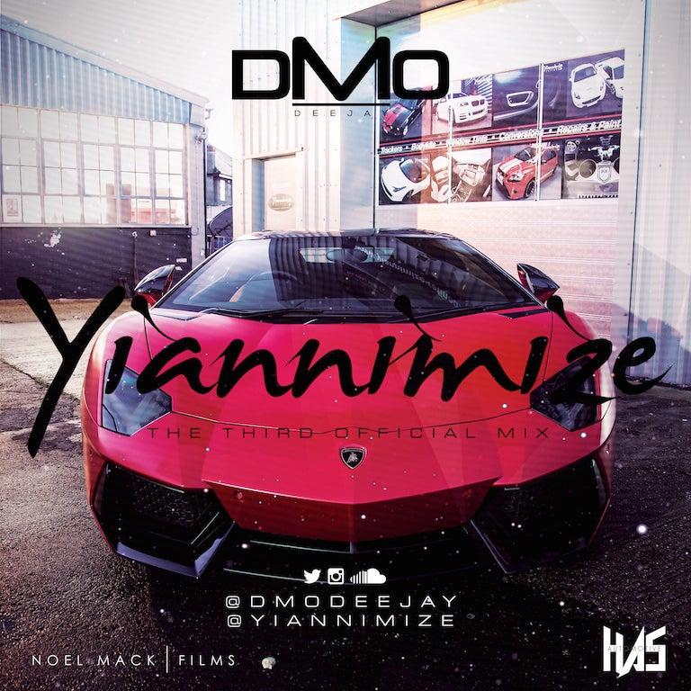 Image of Yiannimize Mix Part 3 Tracked CD