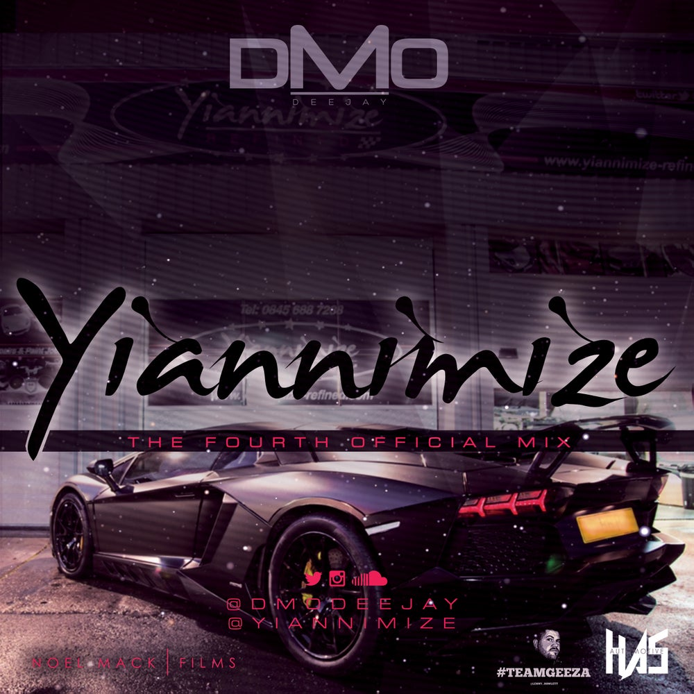 Image of Yiannimize Mix Part 4 Tracked CD