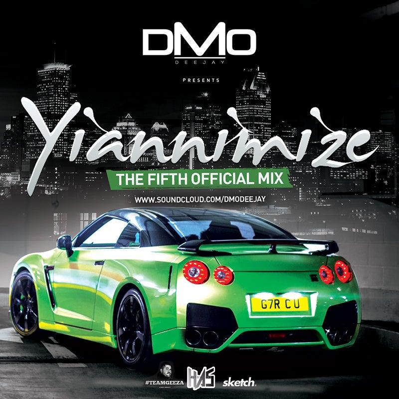 Image of Yiannimize Mix Part 5 Tracked CD