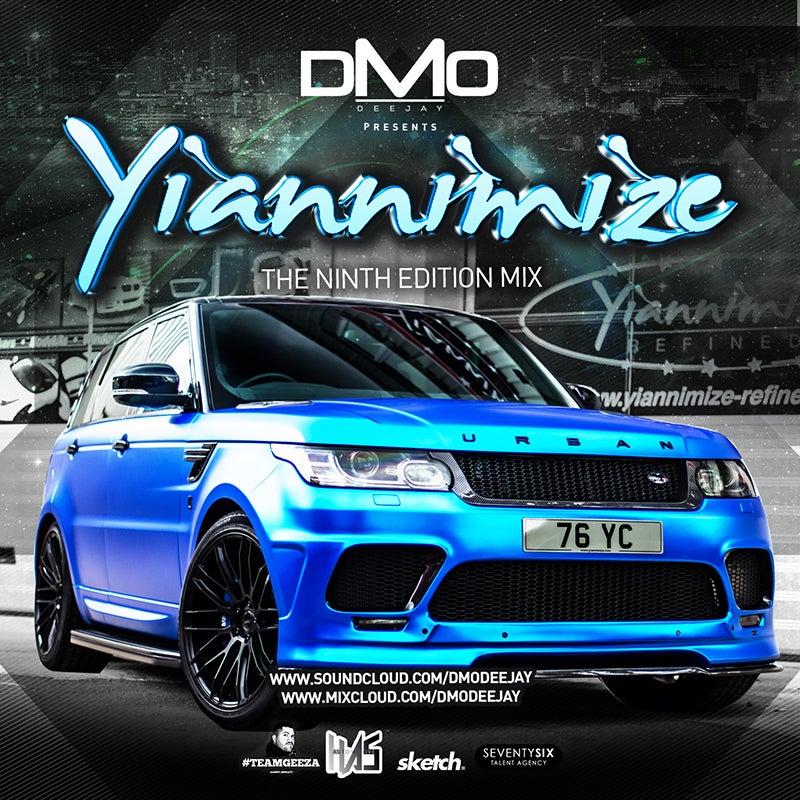 Image of Yiannimize Mix Part 9 Tracked CD