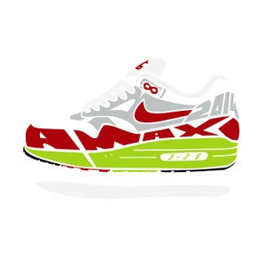 Image of Air Max Day Art Print
