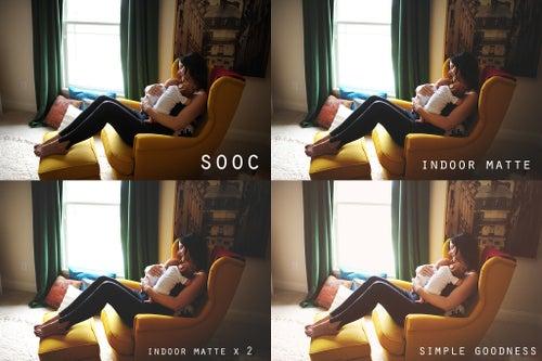 Image of SBP Indoor Light Set for Photoshop