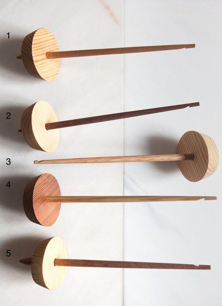 Image of Fuso de madeiras reaproveitadas