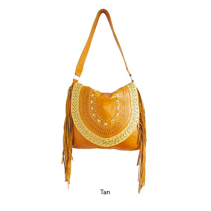Image of HARLOW LEATHER BAG