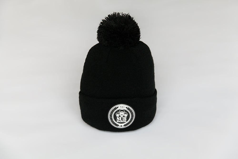 Image of SUB SOLDIERS 'BOBBLE BEENIE'