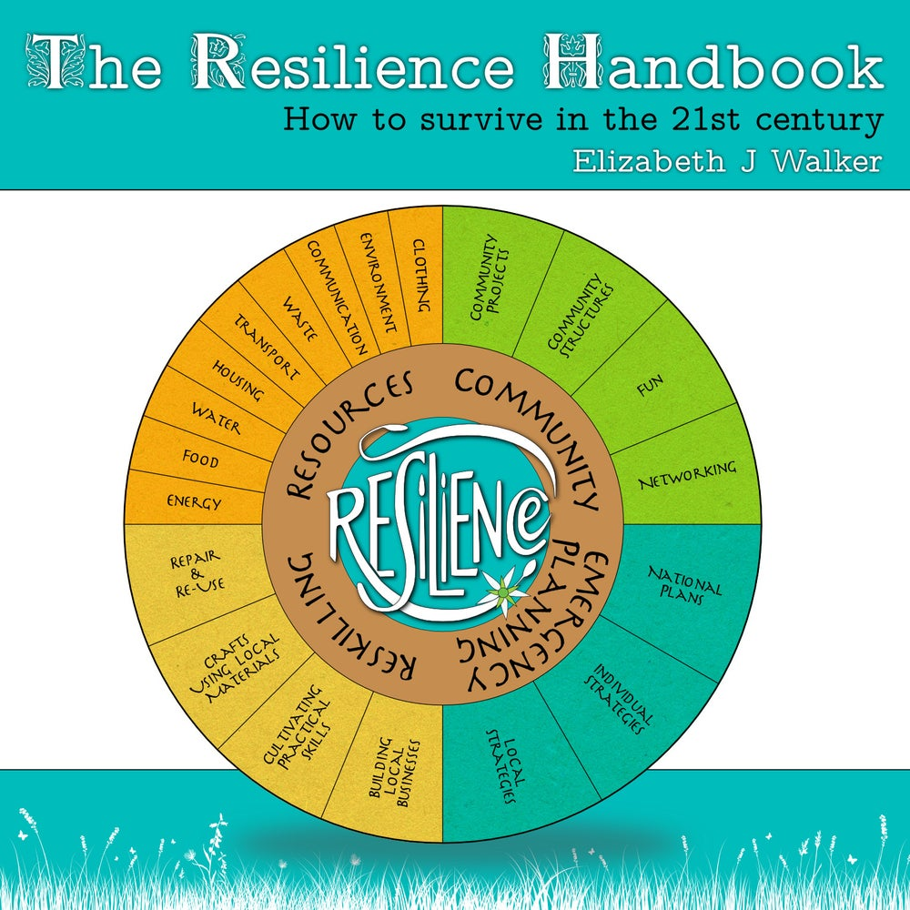 Image of The Resilience Handbook