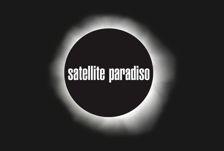 Image of Satellite Paradiso 11″ × 17″ Logo Poster