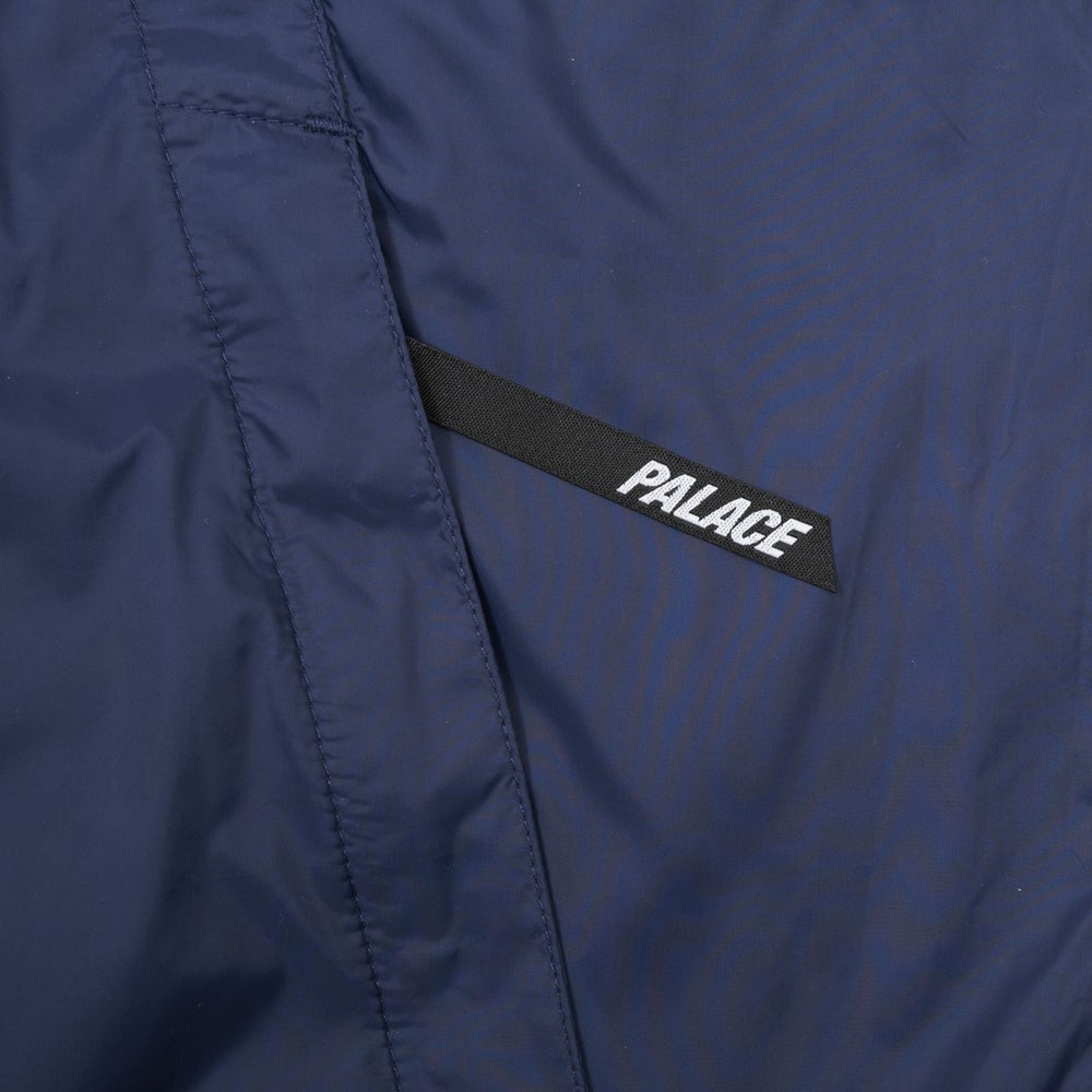 Image of PALACE SKATEBOARDS Packable Thinsulate Pullover Jacket Navy