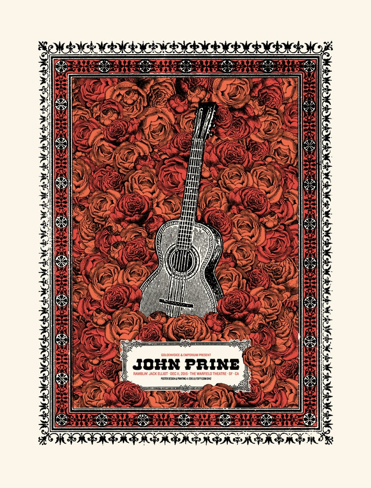 Image of John Prine - San Francisco 2015